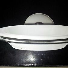 Soap Dish brass UK FREE POST Seville porcliain with antique finish Wall Mounting