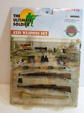 21st Century Toys Ultimate Soldier Axis Weapons Set 1:6 Scale Sealed New