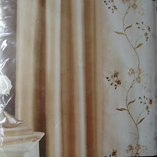 New Katherine Thermal 66 x 90 inch 168 x 228 cm Tape Top Pencil Pleat Curtains