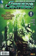 Green Lantern 31, Panini