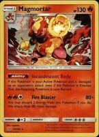 Magmortar HOLOFOIL Ultra Prism - RARE Deck Builder 19/156 Pokemon Card NM/MT