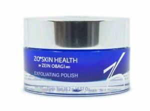 Zo Skin Health Exfoliating Polish Travel Size (0.57oz/16.2g )NEW Exp 6/2022