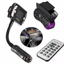 Bluetooth Auto KFZ Transmetteur FM radio USB SD MP3 Musique Lecteur