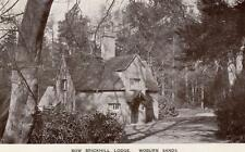 Bow Brickhill Lodge Woburn Sands Nr Milton Keynes unused RP old pc B & E