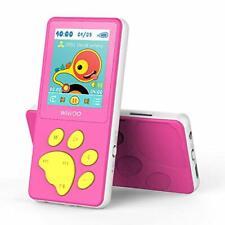 Lecteur MP3 Enfant, Clés Paume d'ours MP3 Enfant Avec Radio, Jeux, Minuterie de