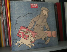 Calendrier : Tintin 2016 - Hergé