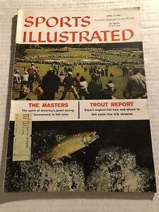1958 Sports Illustrated THE MASTERS Ben HOGAN Bobby Jones AUGUSTA NATIONAL