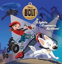 Lights, Camera, Action! Disney Bolt
