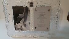 Mikasa 5 X 7 Double Insert Cherished Moment Picture Frame