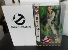 """New! GHOSTBUSTERS 12"""" Deluxe RAY STANTZ + Private Locker & Weapons! 2009 LTD ED!"""