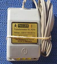 Faller Ams Transformer