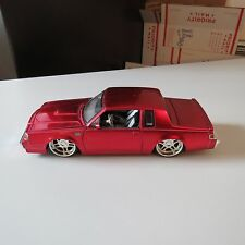 1987 BUICK GRAND NATIONAL REGAL JADA DUB CITY 1:24 SCALE DIECAST