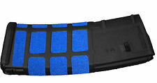 SET OF 3 BLUE GRIP TAPE for MAGAZINE & BASE PAD, NON SLIP, competition