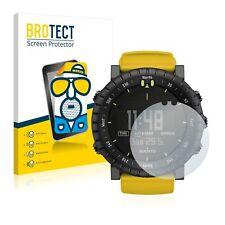 Suunto Core Yellow Crush , 2x BROTECT® Matte, Screen Protector, Anti-Glare