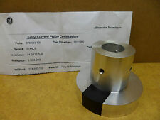 KRAUTKRAMER 379-003-120 LOAD CELL TRANSDUCER WITH CERT. PAPERS NEW