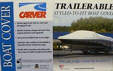 Boat Cover for 24' 25' and 26' feet boats made by Carver Industries
