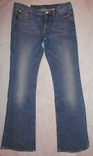 LOOMSTATE organic cotton KHARMA stretchy boot cut jeans 30