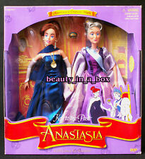"""Anastasia and Empress Marie Key to the Past Doll Giftset Galoob Together EXC"""""""