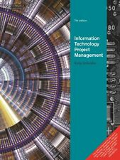 NEW-Information Technology Project Management by Kathy Schwalbe 7ED
