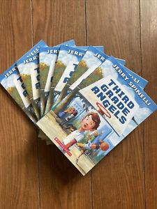 Third Grade Angels by Jerry Spinelli (2014, Trade Paperback) Lot of 6 Books!