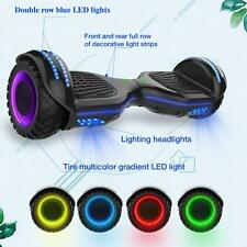 ES09 HOVERBOARD SMART BALANCE OVERBOARD PEDANA SCOOTER BLUETOOTH COLORFUL LED