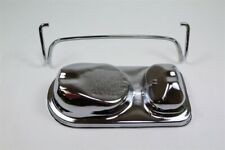1973 1983 Ford Style Chrome Master Cylinder Cover Cap Single Bail Bendix 302 Rod
