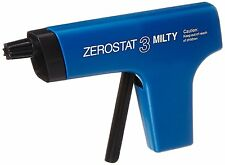 MILTY PRO - ZEROSTAT 3 - ANTI-STATIC PISTOL FOR VINYL RECORDS | CD's | DVD's