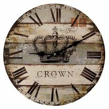 Shabby Chic Wall Clocks