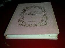 CONTES MERAVELLOSOS, LOLA ANGLADA , NÚM. 67 DE 130 EXEM.,1947, ACOLORIT A MÀ.