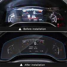 Car Dashboard Screen Protector Clear Center Touch HD Film For Honda CRV 2017-18