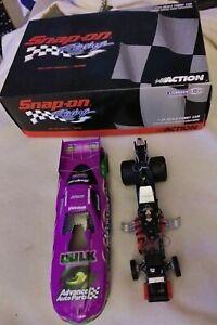 Cruz Pedregon Snap-On Action Incredible Hulk Funny Car 1:24 Scale