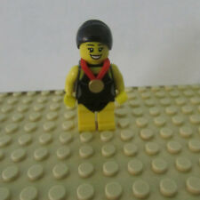 LEGO Series 7 Collectible Minifigure-SWIMMING CHAMPION RETIRED