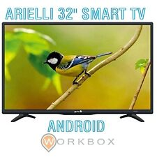 "TV LED ARIELLI 32"" LED32DN6 SMART TV HD READY 1366×768 AR32DN6T2SM DVBT/T2@HD"