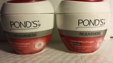 2  POND'S CREAM REJUVENESS AGAINST WRINKLES NIGHT AND DAY 7 OZ EACH  01/2019 NEW