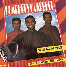 CD EUROVISION PROMO THE NETHERLANDS 1992 HUMPREYCAMPBELL WIJS ME DE WEG