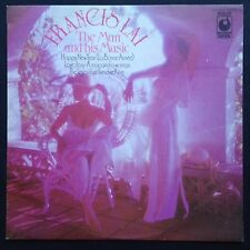 Francis Lai THE MAN AND HIS MUSIC soundtracks LP Love In The Rain, Frenchie King