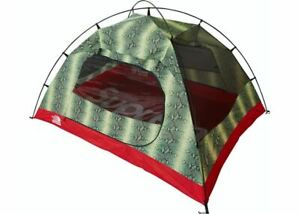 Supreme The North Face Snakeskin Taped Sean Stormbreak 3 Tent Red Green SS18 New