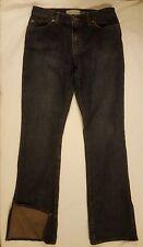 Women's GAP Side Slit Jeans - Size 8