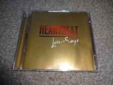 CD DOUBLE ALBUM - HEARTBEAT - LOVE SONGS - VARIOUS