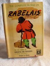 The Complete Works Of Rabelais Gargantua And Pantagruel 1st Modern Library Ed