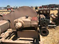 Wheatley/National Quintiplex Pump Model 217Q-M A/B Fluid