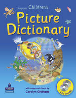 Longman Children's Picture Dictionary with CD by Longman (Paperback book, 2002)