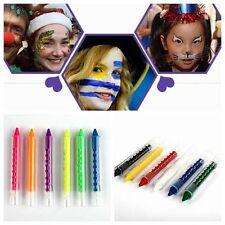 Face Body Painting Crayon Kit Stick Party Wedding Kids Children Dress Up Toy Hot