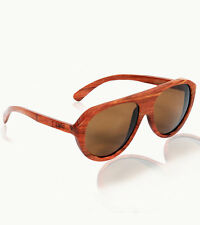 WOOD / TIMBER SUNGLASSES - RAFT -  BLAZE
