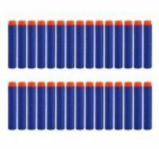 90pcs Refill Bullet Darts for Nerf Toy Gun Blue