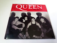 "QUEEN ""THE WORKS"" CD + LIBRO 9 TRACKS PRECINTADO SEALED"