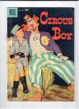 Dell Four Color #785 CIRCUS BOY 1957 vintage comic