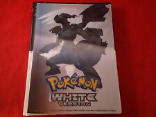 Pokemon Black & White Version Nintendo DS Collector Strategy Guide Lenticulr Cvr