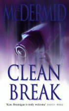 Clean Break by Val McDermid (Paperback) NEW BOOK