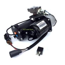 LAND ROVER DISCOVERY 3 NEW AIR SUSPENSION COMPRESSOR LIFT PUMP & RELAY LR023964